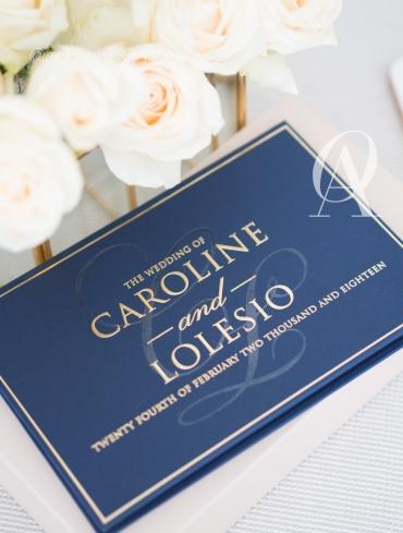 CAROLINE & LOLESIO