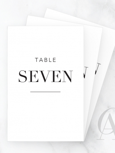 TN05 BODONI FONT NUMBERS IN WORDS TABLE HEADING